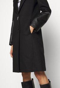 Patrizia Pepe - CAPPOTTO COAT - Classic coat - nero - 5