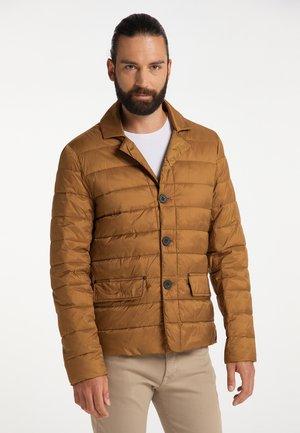 Light jacket - kamel