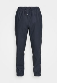 PANTS - Trousers - blue