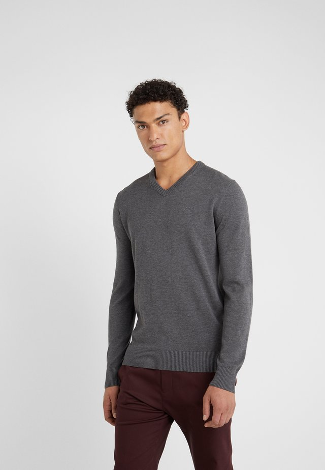 BARRY - Pullover - grey