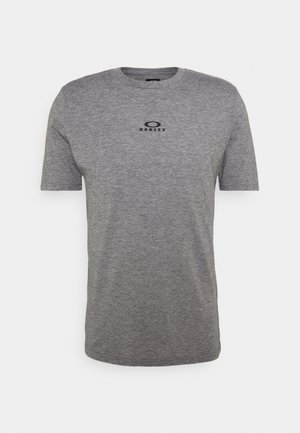 BARK NEW - Basic T-shirt - athletic heather grey