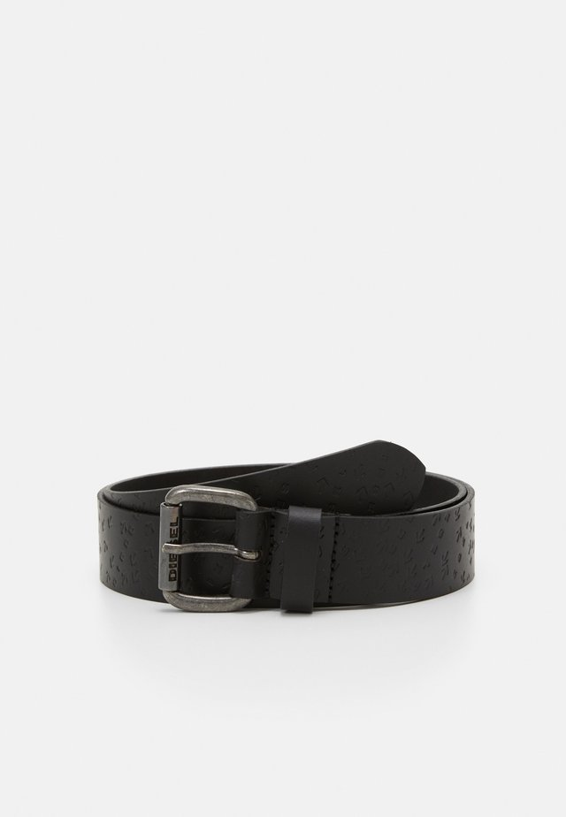 B-ALL BELT - Cintura - black