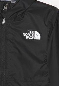 The North Face - ZIPLINE RAIN JACKET - Hardshell jacket - black - 3