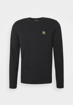 LONG SLEEVED  - Top s dlouhým rukávem - black