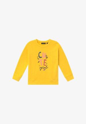 KIDS CUTE - Mikina - yellow