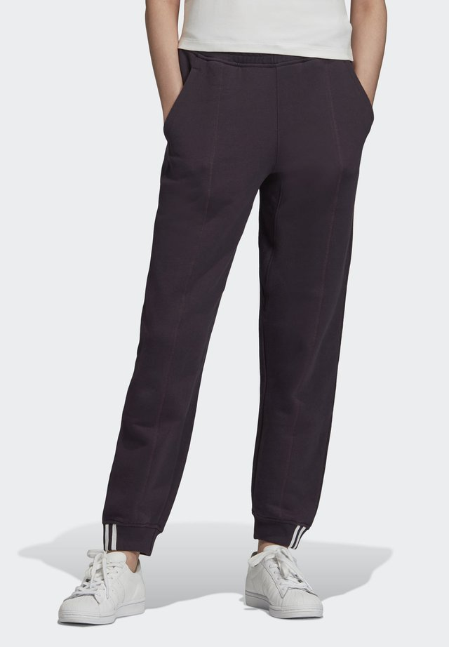 R.Y.V. SPORTS INSPIRED JOGGER PANTS - Tracksuit bottoms - noble purple
