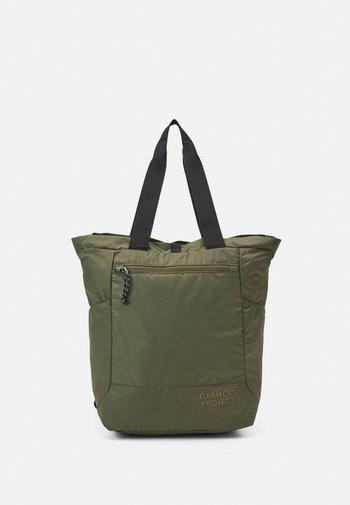 LIGHT TOTE  BAG & BACKPACK - Tote bag - army