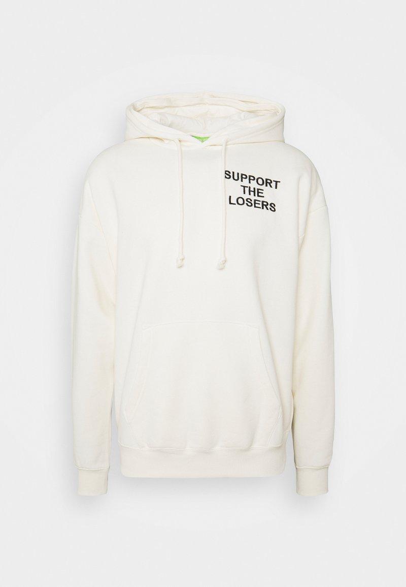 Diesel - S-UMMERHO FELPA UNISEX - Sweatshirt - off white