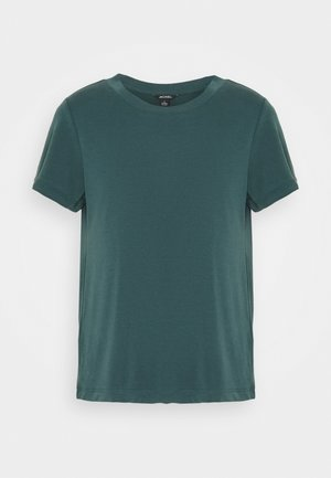 JOLIN  - Basic T-shirt - green dark