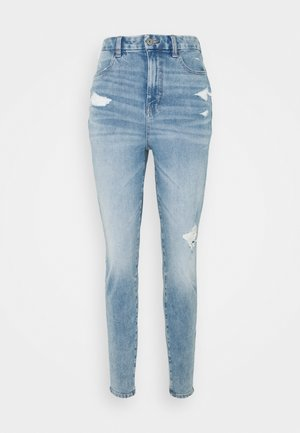 CURVY HIGHEST RISE DREAM - Jeggings - indigo acid