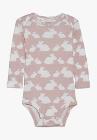 Carter's - LITTLE CHARACTER BABY SET - Body - pink - 4