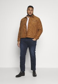 Replay Plus - Slim fit jeans - dark-blue denim - 1