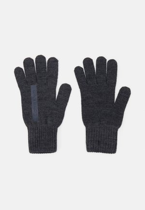 GLOVES - Guanti - grey
