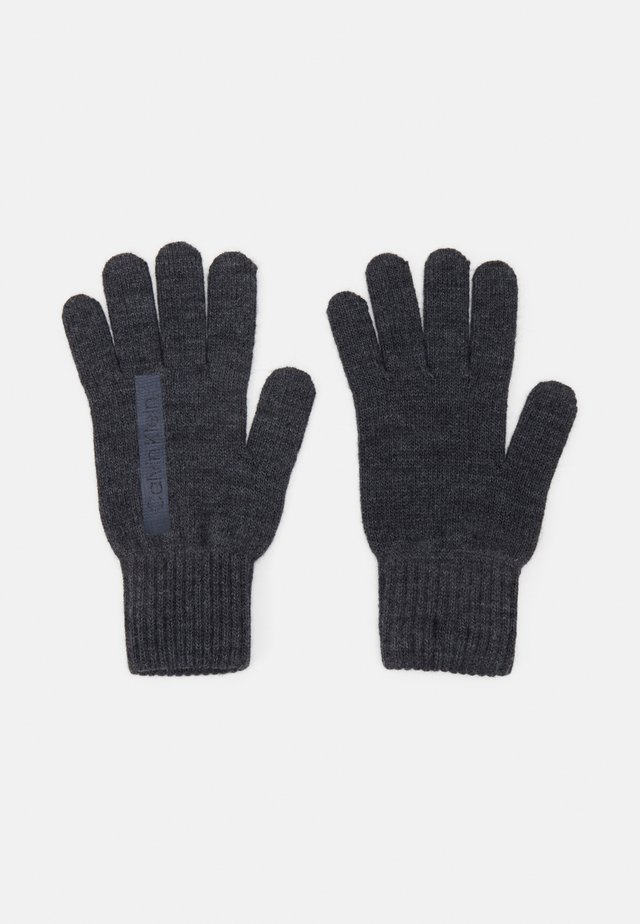 GLOVES - Guantes - grey