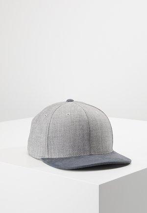 MELANGE SNAPBACK - Cap - grey