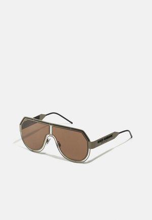 UNISEX - Sunglasses - matte bronze