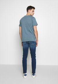 7 for all mankind - SLIMMY TAP - Vaqueros slim fit - mid blue - 2
