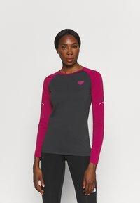 Dynafit - ALPINE PRO TEE - Sports shirt - beet red - 0