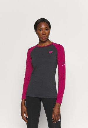 ALPINE PRO TEE - Sports shirt - beet red