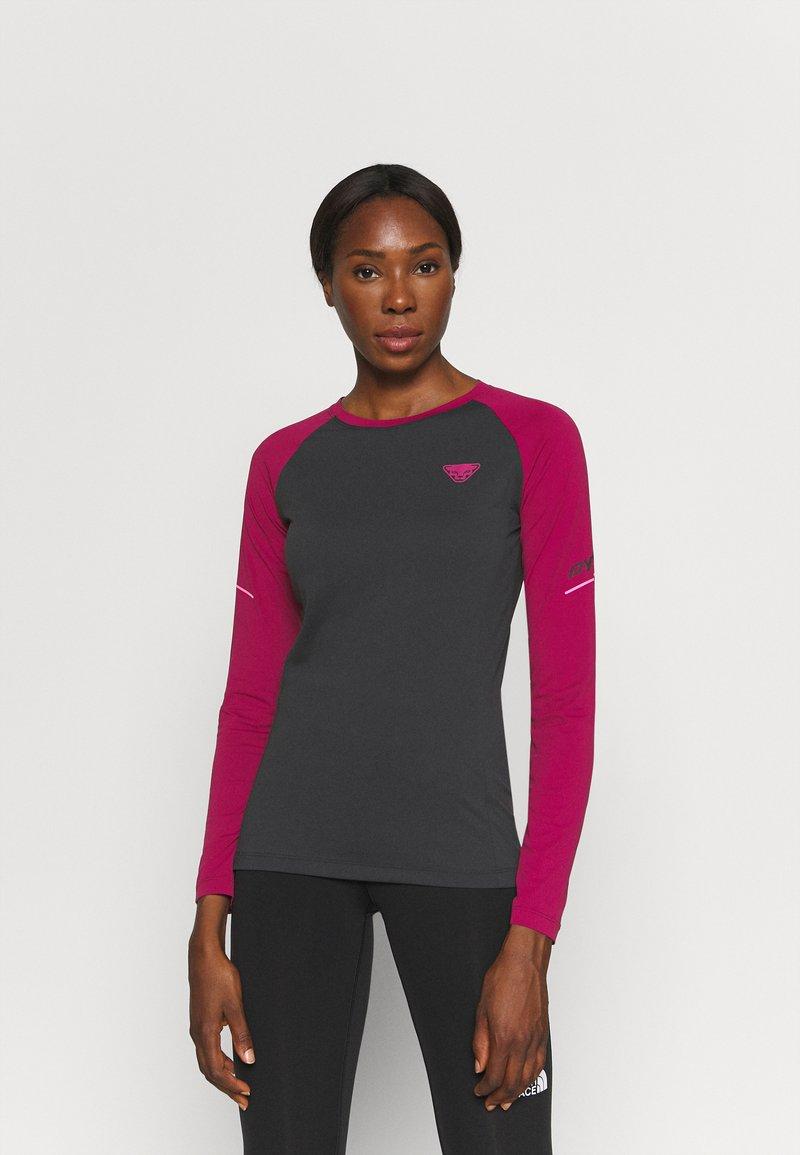 Dynafit - ALPINE PRO TEE - Sports shirt - beet red