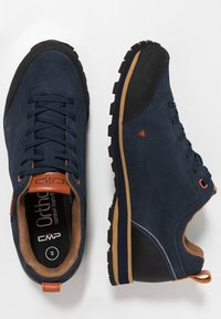 CMP - ELETTRA LOW SHOE WP - Hiking shoes - black/blue - 1