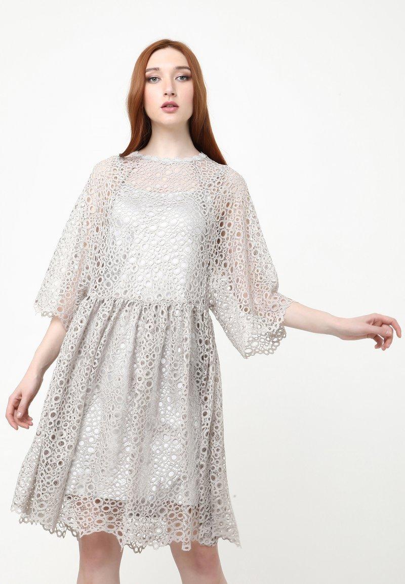 Madam-T - ADAMASA - Cocktail dress / Party dress - grau
