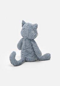 Jellycat - TUFFET CAT UNISEX - Pehmolelu - grey - 1