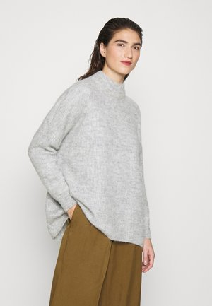 SLFLULU ENICA  - Jumper - light grey melange
