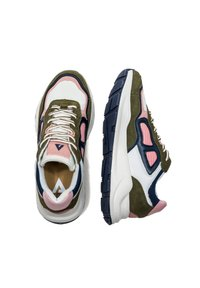 ASFVLT - CONCRETE - Trainers - w.olive/pink - 1