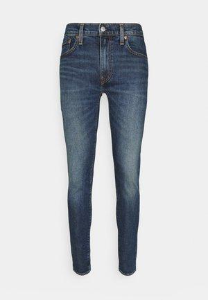 SKINNY TAPER - Jeans Skinny Fit - dark indigo