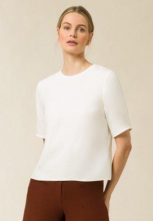TIANA - T-shirt basic - snow white