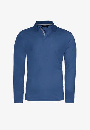 JIB - Polo shirt - blue denim