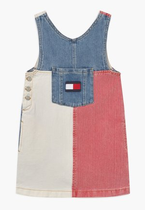 PINAFORE - Robe en jean - denim