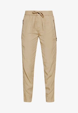 LONTTA - Tracksuit bottoms - swedish pine