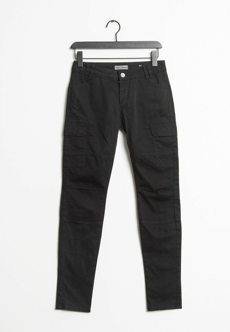 Marc O'Polo - Cargo trousers - black