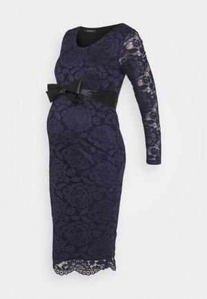 TENUA - Cocktail dress / Party dress - navy blue