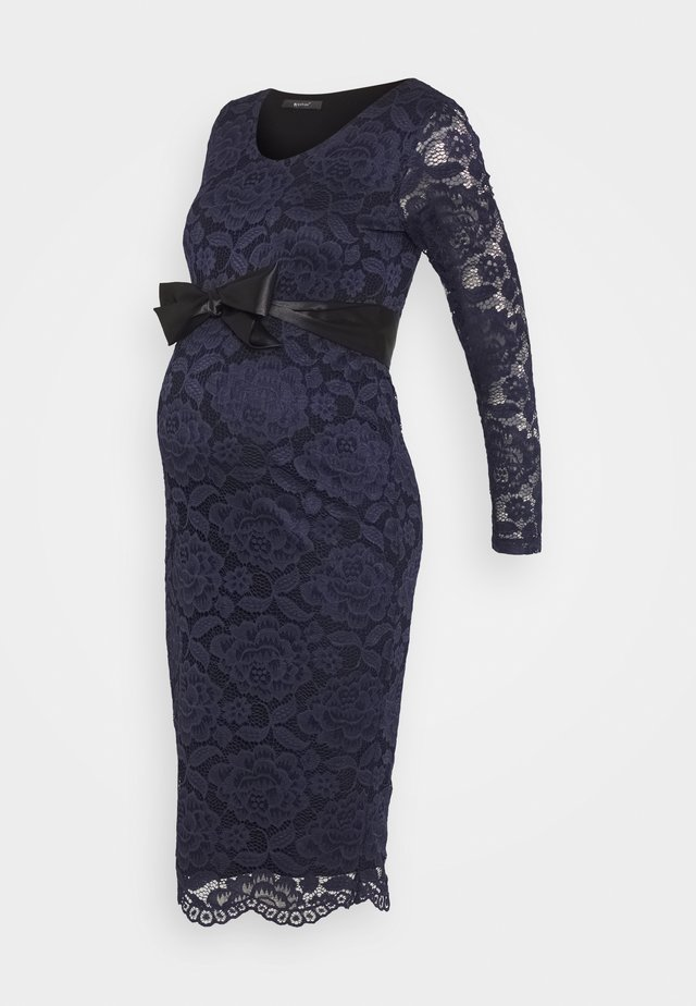 TENUA - Cocktailjurk - navy blue