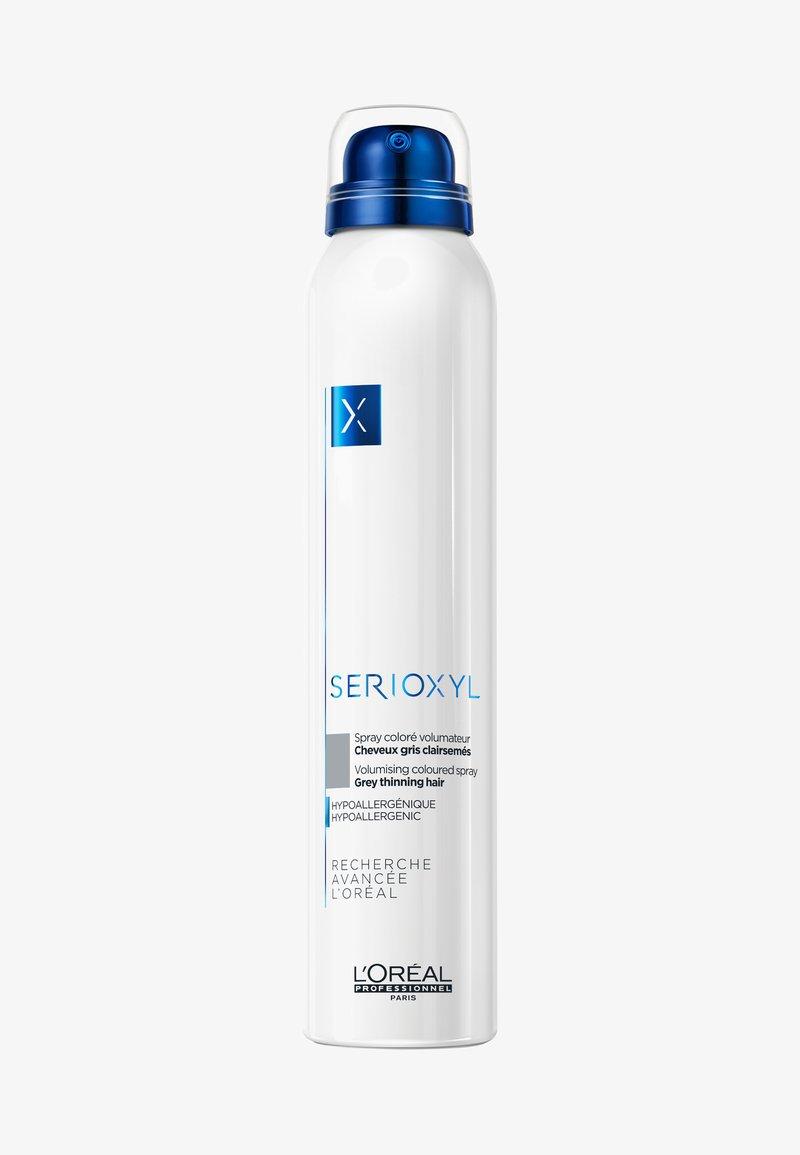 L'OREAL PROFESSIONNEL - SERIOXYL SPRAY GRAU - Hair styling - -