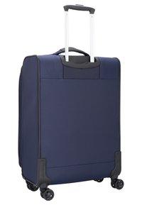 Stratic - MIRAMAR  - Wheeled suitcase - navy - 1