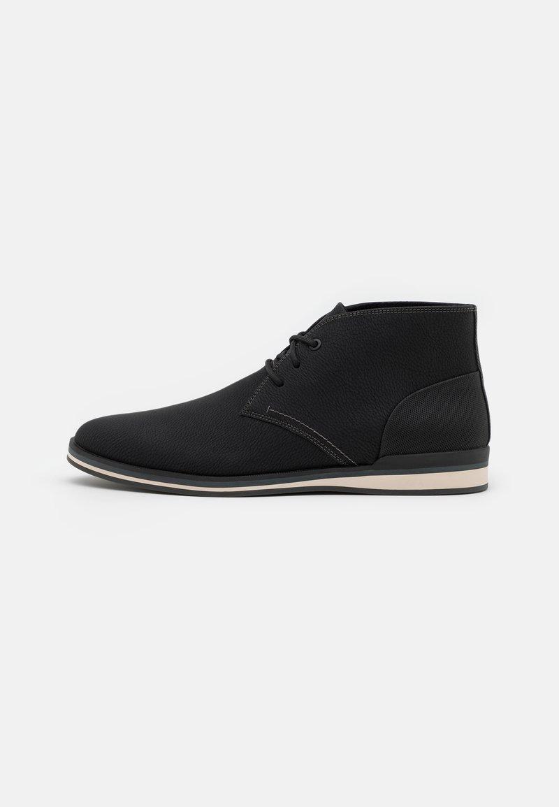 ALDO - LODDON - Zapatos con cordones - black