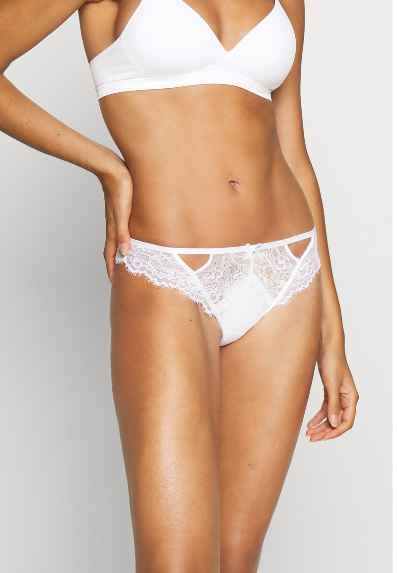 DORINA CURVES - AZALEA - String - white