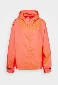 Nike Performance - ESSENTIAL JACKET PLUS - Sports jacket - bright mango - 0