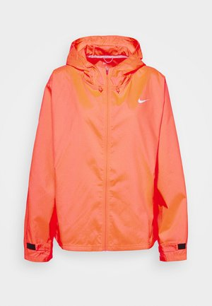 ESSENTIAL JACKET PLUS - Veste de running - bright mango