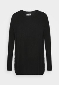 IHAMARA LONG - Jumper - black