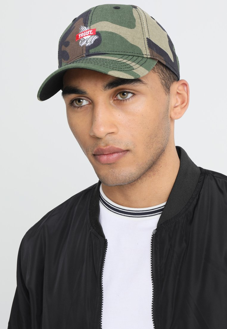 Homme TRUST CURVED - Casquette