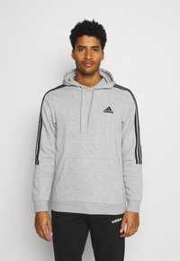 adidas Performance - CUT - Sweat à capuche - grey/black - 0
