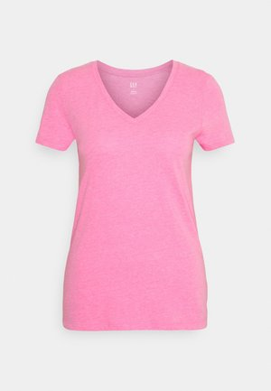 Basic T-shirt - standout pink
