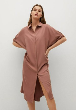 Shirt dress - pamelmuse
