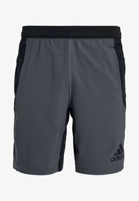 adidas Performance - 4KRFT SPORT 10-INCH LIGHTWEIGHT SHORTS - Sports shorts - black/grey six - 3