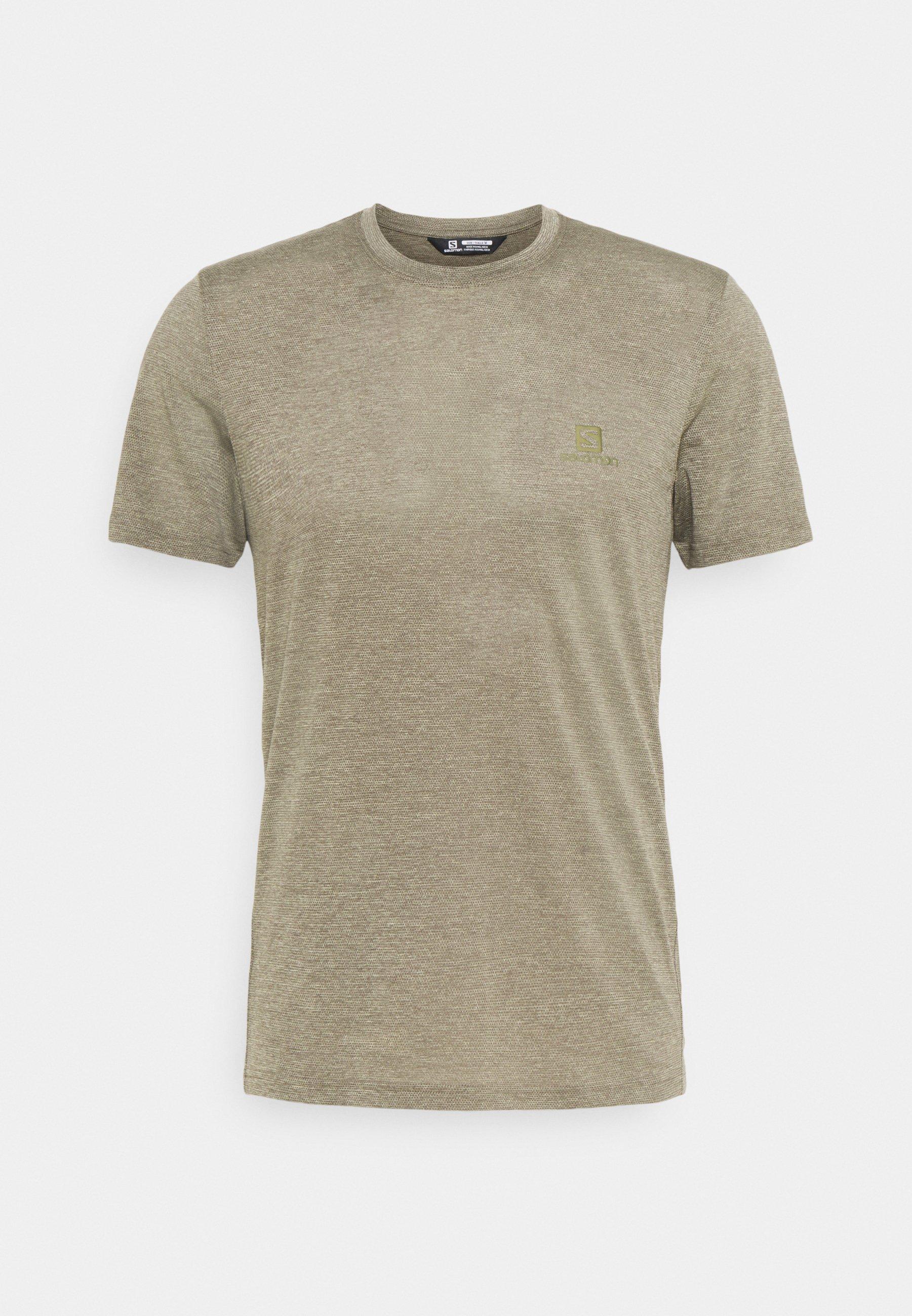 Men EXPLORE TEE - Basic T-shirt